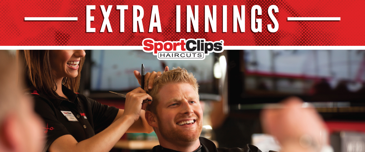 The Sport Clips Haircuts of River Edge - New Bridge Landing  Extra Innings Offerings