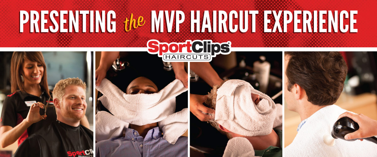 The Sport Clips Haircuts of River Edge - New Bridge Landing  MVP Haircut Experience